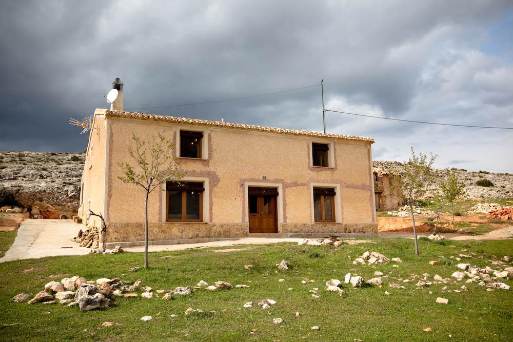 Casa alta monta a casas rurales el mirador de letur - Casas rurales montana palentina ...